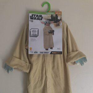 Toddlers Yoda Costume